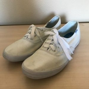 Keds Champion white classic sneakers [8.5]